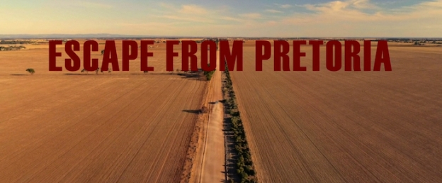 Escape From Pretoria title screen