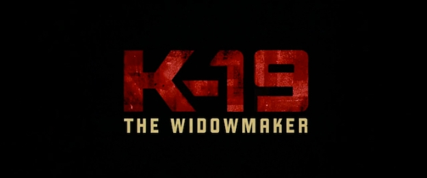 K19: The Widowmaker title screen