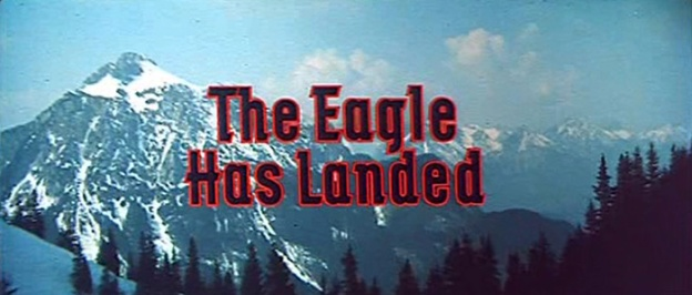The Eagle Has Landed title screen