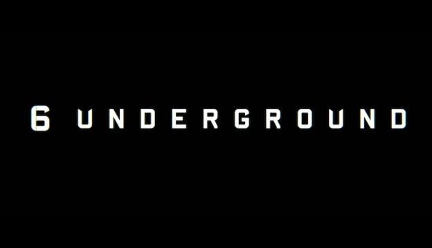 6 Underground title screen