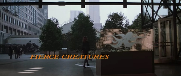 Fierce Creatures title screen