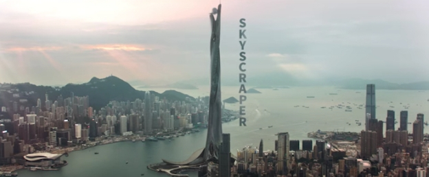Skyscraper title screen