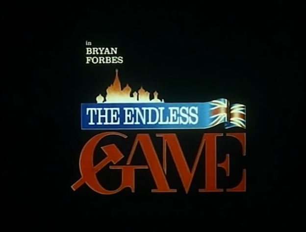 The Endless Game title screen