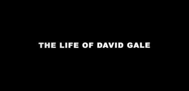The Life Of Of David Gale title screen